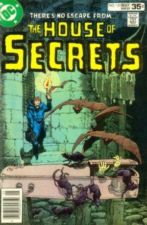 Maison des secrets # 151