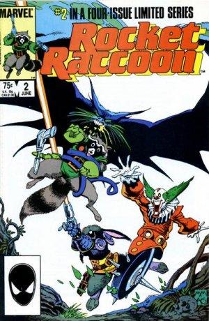 Rocket Raccoon # 2 Issues V1 (1985)