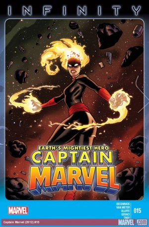 Captain Marvel # 15