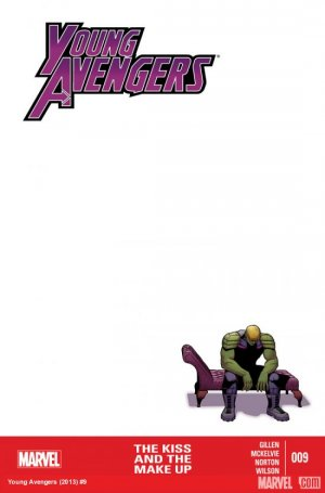 Young Avengers # 9 Issues V2 (2013 - 2014)