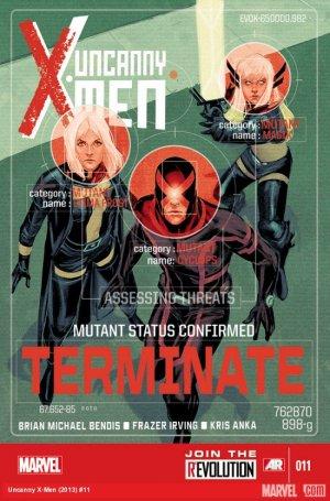 Uncanny X-Men # 11 Issues V3 (2013 - 2015)