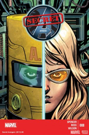 Secret Avengers # 8 Issues V2 (2013 - 2014)