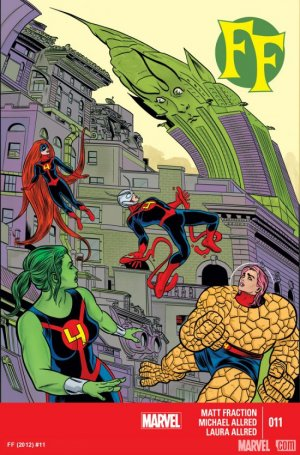 FF # 11 Issues V2 (2012-2014)