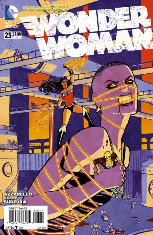 Wonder Woman # 25 Issues V4 - New 52 (2011 - 2016)