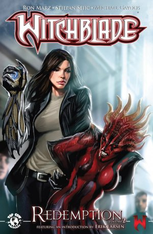 Witchblade - Redemption édition TPB softcover (souple)