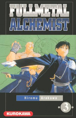 Fullmetal Alchemist # 3