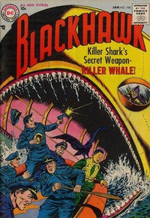 Blackhawk édition Issues V1 Suite (1957 - 1984)