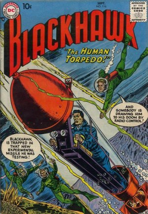 Blackhawk # 116 Issues V1 Suite (1957 - 1984)