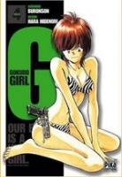 couverture, jaquette G Gokudo Girl 4  (Pika)