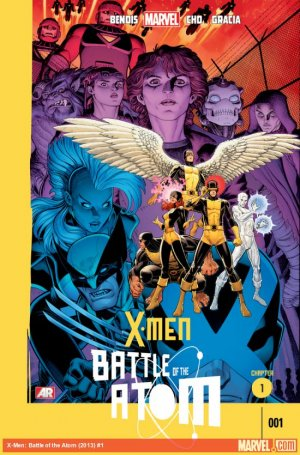 X-Men - Battle of The Atom # 1 Issues
