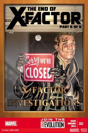 X-Factor # 262