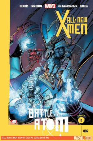 All-New X-Men # 16 Issues V1 (2012 - 2015)