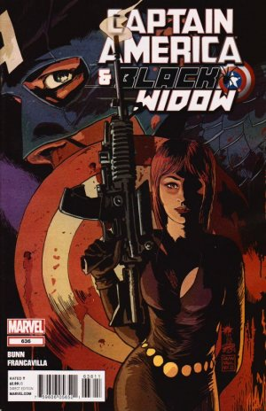 Captain America and Black Widow # 636 Issues