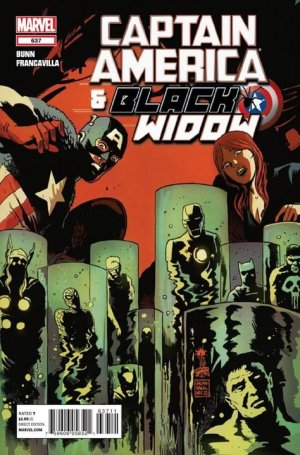 Captain America and Black Widow # 637 Issues
