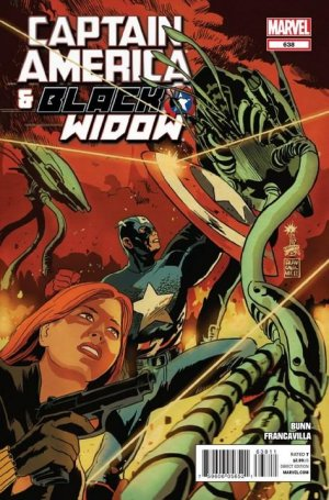 Captain America and Black Widow # 638 Issues