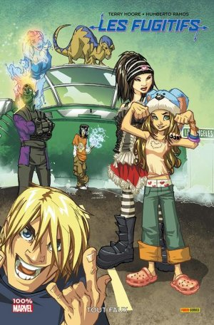 Les Fugitifs édition TPB softcover (souple) - Issues V3