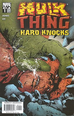Hulk et la Chose - Coups durs édition Issues