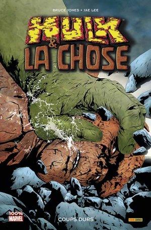 Hulk et la Chose - Coups durs