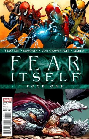 Fear Itself # 1 Issues (2011 - 2012)