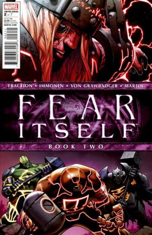 Fear Itself # 2 Issues (2011 - 2012)