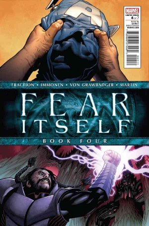 Fear Itself # 4 Issues (2011 - 2012)