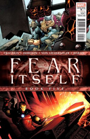 Fear Itself # 5 Issues (2011 - 2012)