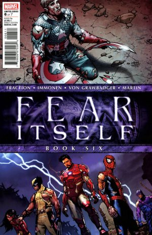 Fear Itself # 6 Issues (2011 - 2012)