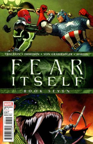 Fear Itself # 7 Issues (2011 - 2012)