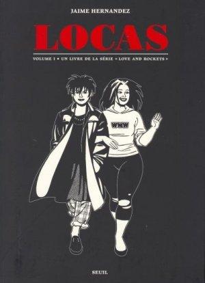 Locas édition TPB softcover (souple)