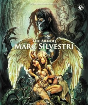 The art of Marc Silvestri édition TPB softcover (souple)