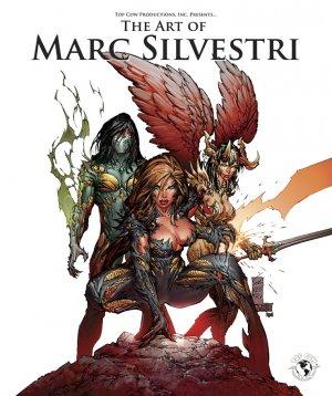 The art of Marc Silvestri édition TPB hardcover (cartonnée)