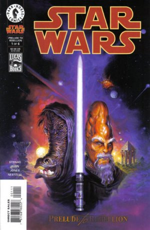 Star Wars édition Issues V2 (1998 - 2002)