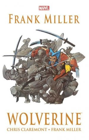 Wolverine # 1 TPB softcover - Issues V1