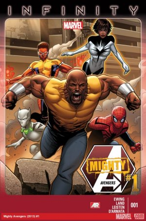 Mighty Avengers édition Issues V2 (2013 - 2014)