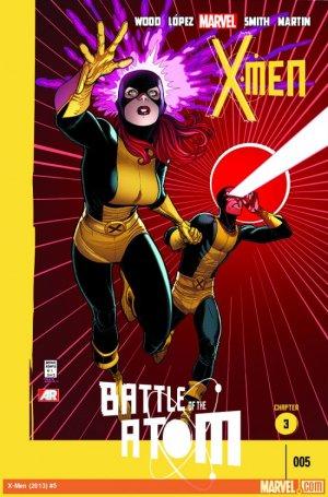 X-Men # 5 Issues V3 (2013 - 2015)