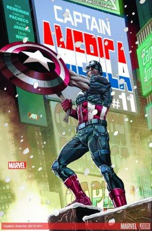 Captain America # 11 Issues V7 (2012 - 2014)