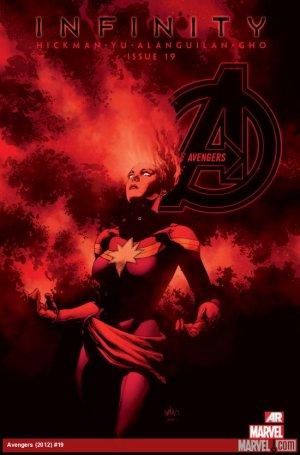 Avengers # 19 Issues V5 (2012 - 2015)
