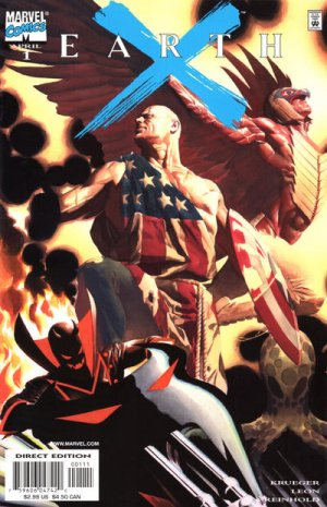Earth X # 1 Issues