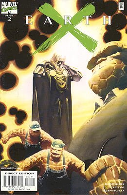 Earth X # 2 Issues