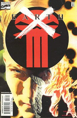 Earth X # 3 Issues