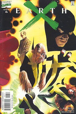 Earth X # 6 Issues