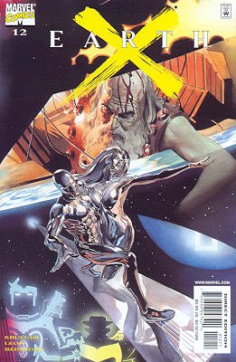 Earth X # 12 Issues