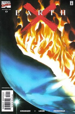 Earth X # 0 Issues