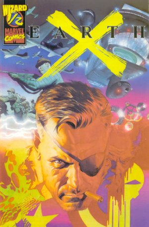 Earth X # 0.5 Issues
