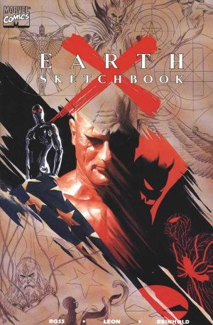 Earth X - Sketchbook édition Issues