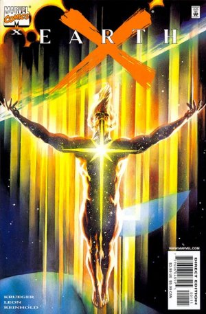 Earth X # 13 Issues