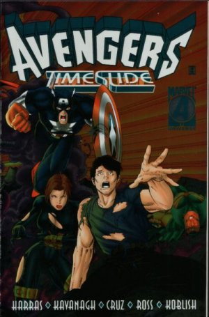Avengers - Timeslide édition Issues