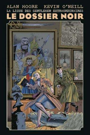 La ligue des gentlemen extraordinaires - Le dossier noir édition TPB hardcover (cartonnée)