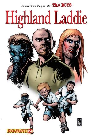 The Boys - Highland Laddie # 2 Issues