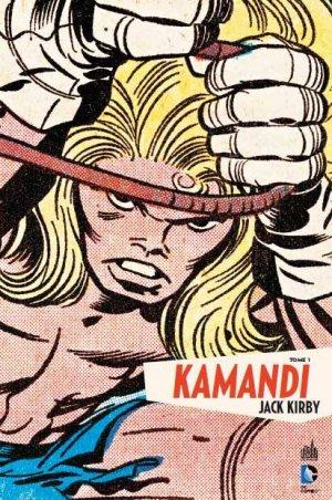 Kamandi édition TPB hardcover (cartonnée)